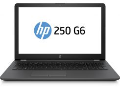 ноутбук hp 250 g6 1xn78ea dark ash