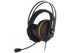 Гарнітура ASUS TUF Gaming H7 Core Yellow  (90YH01RY-B1UA00)