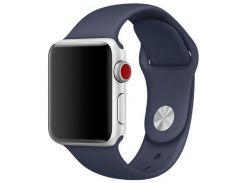 Ремінець HiC for Apple Watch 38mm Dark Blue