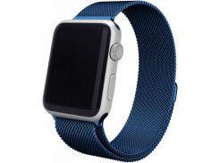 Ремінець HiC Milanese Loop Band for Apple Watch 42mm Dark Blue