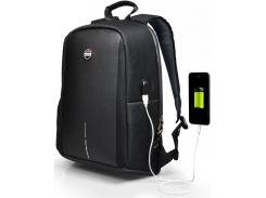 Рюкзак для ноутбука Port Designs Chicago Evo Black