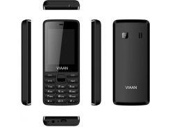 Мобільний телефон VIAAN V241A Black
