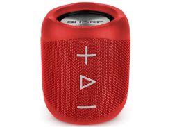 Портативна акустика Sharp Compact Red  (GX-BT180(RD))