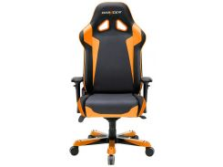 Крісло DXRACER SENTINEL OH SJ0 NO black Orange  (OH/SJ00/NО)