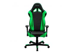 Крісло DXRACER RACING OH RE0 NE Black Green  (OH/RЕ0/NЕ)