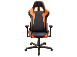 Крісло DXRACER FORMULA OH FH00 NO Black Orange  (OH/FH00/NO)