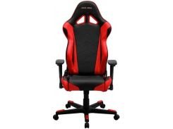 Крісло DXRACER RACING OH RE0 NR Black Red  (OH/RЕ0/NR)