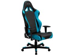Крісло DXRACER RACING OH REO NB Black Blue  (OH/RE0/NB)