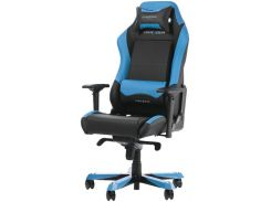 Крісло DXRACER Iron OH/IS11/NB Black/Blue