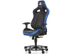 Крісло Playseat L33T Playstation Black/Blue  (GPS.00172)