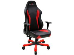 Крісло DXRACER WORK OH/WY0/NR Black/Red