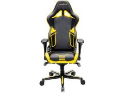 Крісло DXRACER Racing OH/RV131/NY  Black/ Yellow