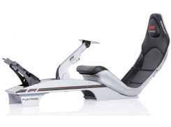 Крісло Playseat F1 Silver Official Licensed Silver  (RF.00214)