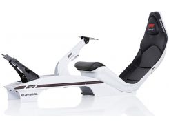 Крісло Playseat F1 Silver Official Licensed White  (RF.00212)
