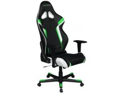 Крісло DXRACER Racing OH/RZ288/NEW Black/Green/White
