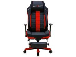 Крісло DXRACER Classic OH/CT120/NR Black/Red  (OH/СT120/NR)