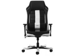 Крісло DXRACER BOSS Black/ White  (OH/BF120/NW)