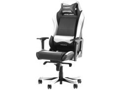 Крісло DXRACER Iron Black/White  (OH/IS11/NW)