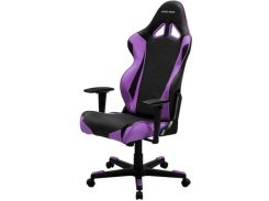Крісло DXRACER Racing OH/RV001/NV Black/Violet