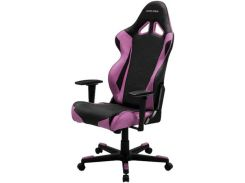 Крісло DXRACER Racing OH/RE0/NP Black/Purple