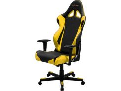 Крісло DXRACER Racing OH/RE0/NY Black/Yellow