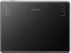 Графічний планшет Huion Inspiroy H430P + рукавичка