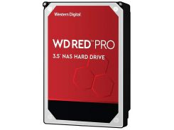Жорсткий диск Western Digital Red Pro 12TB WD121KFBX