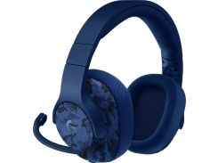 Гарнітура Logitech G433 Blue Camo  (981-000688)
