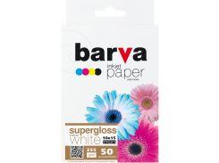 Фотопапір 10x15 BARVA Profi  Суперглянець 50 арк (IP-BAR-P-R255-264)