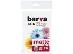Фотопапір 10x15 BARVA  20 арк (IP-BAR-A180-257)