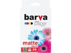 Фотопапір 10x15 BARVA  50 арк (IP-BAR-A180-254)