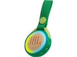Портативна акустика JBL JR POP Green  (JBLJRPOPGRN)