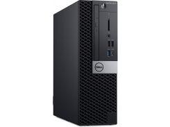 Персональний комп'ютер Dell OptiPlex 5070 SFF N010O5070SFF_UBU