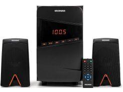 Акустична система GREENWAVE SA-160BT Black/Orange  (R0015304)