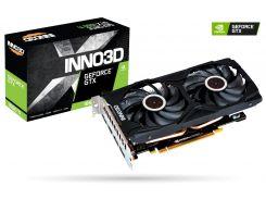 Відеокарта Inno3D GTX 1660 Ti Gaming OC X2 (N166T2-06D6X-1710VA15L)