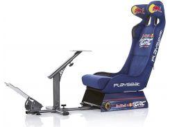 Крісло Playseat Evolution Red Bull Global Rally Cross Blue  (RRC.00152)