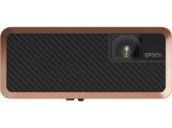Проектор Epson EF-100B Black  (V11H914140)