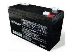 Батарея для ПБЖ Frime UPOWER UPB7-12 AGM