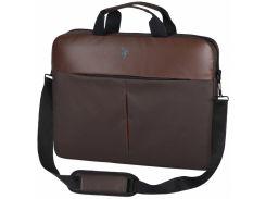 сумка для ноутбука 2e cbn616br brown