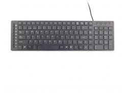 Клавіатура Gembird KB-MCH-01-RU Black