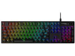 Клавіатура Kingston HyperX Alloy Origins USB Gaming  (HX-KB6RDX-RU)