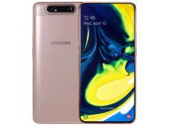 Смартфон Samsung Galaxy A80 A805 2019 8/128GB SM-A805FZDDSEK Gold