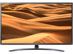 Телевізор LED LG 49UM7400PLB (Smart TV, Wi-Fi, 3840x2160)
