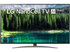 Телевізор LED LG 55SM8600PLA (Smart TV, Wi-Fi, 3840x2160)