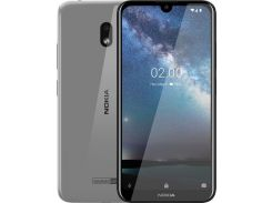 Смартфон Nokia 2.2 DS 2/16GB Grey  (2.2 DS Grey)