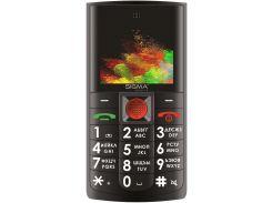 Мобільний телефон SIGMA Comfort 50 Solo Black