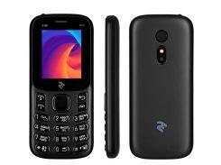 мобільний телефон 2e e180 2019 black  (680576170033)
