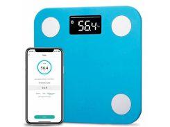 Смарт-ваги YUNMAI Mini Smart Scale Blue (M1501-BL)