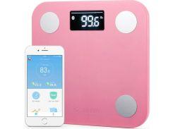 Смарт-ваги YUNMAI Mini Smart Scale Pink (M1501-PK)
