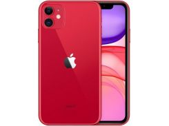 Смартфон Apple iPhone 11 128GB PRODUCT Red  (MWM32)